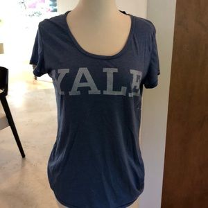 YALE sleep shirt size M